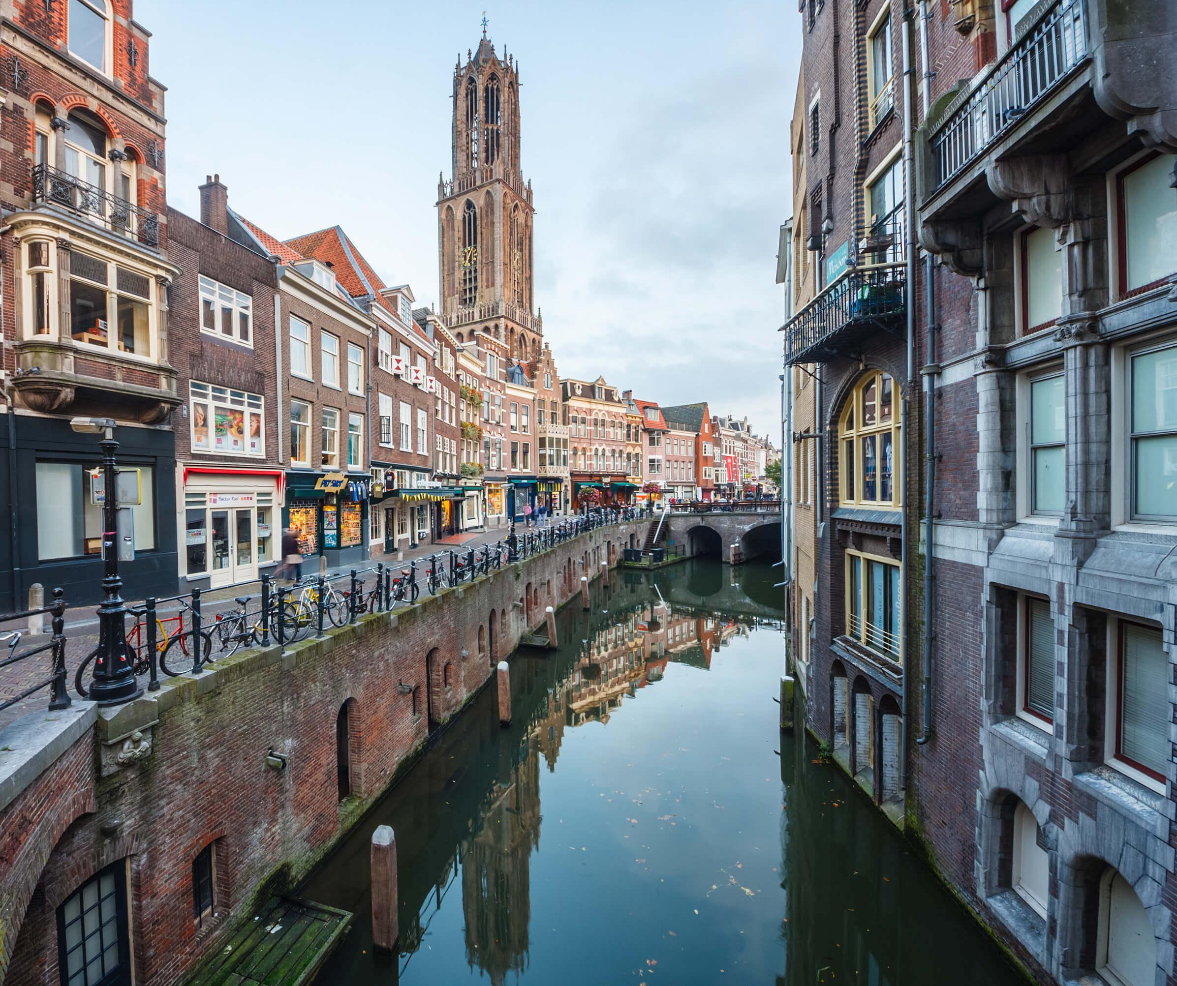Wandelroutes Utrecht